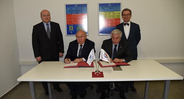 Türk Kalp Vakfı ile HİPAM arasında ortak protokol imzalandı